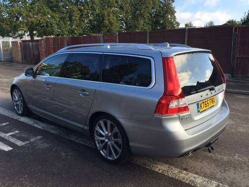 2016 V70 D4 SE NAV LUX *Manual* *£30 Road Tax* For Sale (picture 3 of 6)