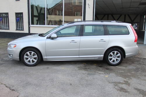 2013 VOLVO V70 2.0 D4 BUSINESS EDITION 5DR Manual SOLD (picture 2 of 6)