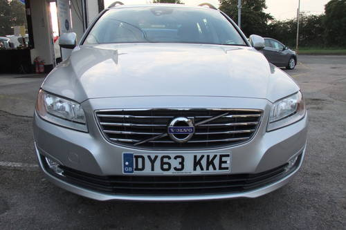 2013 VOLVO V70 2.0 D4 BUSINESS EDITION 5DR Manual SOLD (picture 4 of 6)