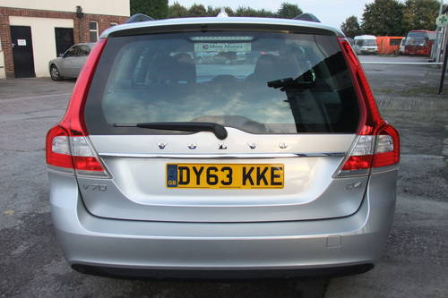 2013 VOLVO V70 2.0 D4 BUSINESS EDITION 5DR Manual SOLD (picture 5 of 6)