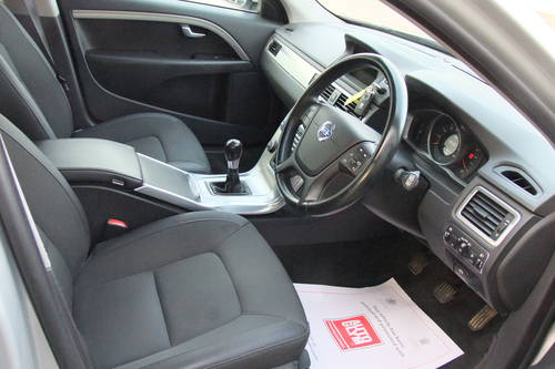 2013 VOLVO V70 2.0 D4 BUSINESS EDITION 5DR Manual SOLD (picture 6 of 6)
