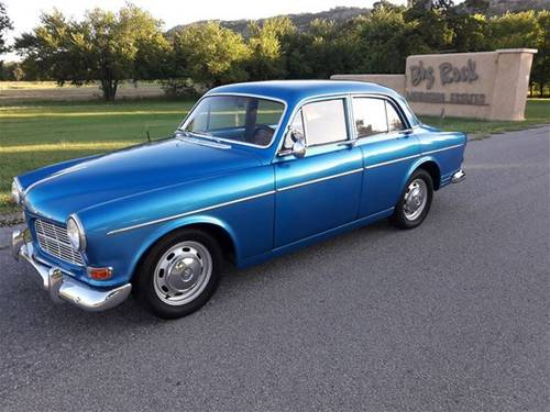 1966 Volvo 122S Amazon 4DR Sedan For Sale (picture 1 of 1)