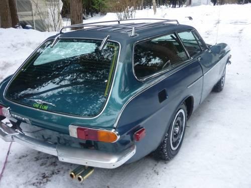 1973 Volvo 1800 ES, original unrestored car For Sale (picture 3 of 6)