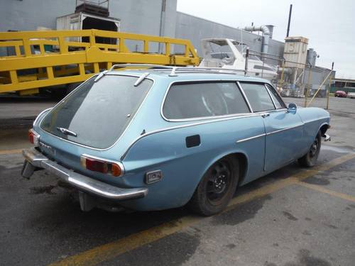 1972 Volvo 1800 ES, original unrestored car For Sale (picture 3 of 6)