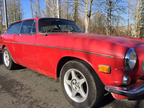1972 Volvo 1800 ES For Sale (picture 1 of 6)