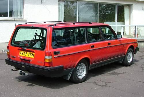 Volvo 240 Torslanda Estate 1993 SOLD (picture 6 of 6)