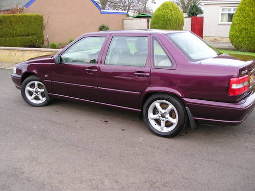1999 Rare S70 awd Manual For Sale (picture 2 of 6)