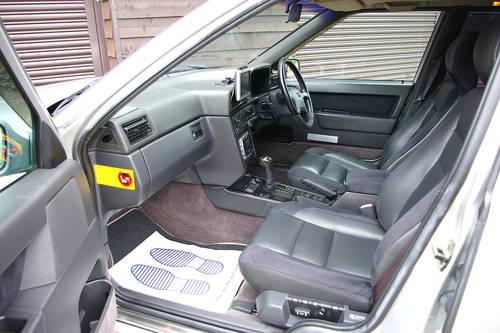 1997 Volvo 850 T5 2.3 Estate Auto (75,000 miles) SOLD (picture 4 of 6)