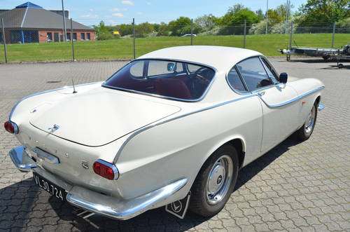 1964 Volvo P1800 1,8 S SOLD (picture 3 of 6)