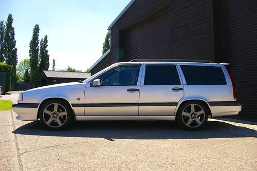 1997 Volvo 850 T5 2.3 Estate Auto (75,000 miles) SOLD (picture 1 of 6)