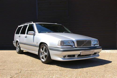 1997 Volvo 850 T5 2.3 Estate Auto (75,000 miles) SOLD (picture 2 of 6)