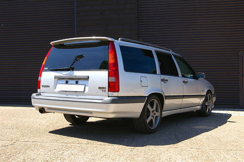 1997 Volvo 850 T5 2.3 Estate Auto (75,000 miles) SOLD (picture 3 of 6)