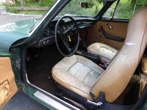 1972 Volvo P1800E Coupe Driver - SOLD (picture 5 of 6)