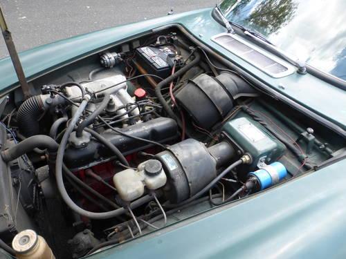 1972 Volvo P1800E Coupe Driver - SOLD (picture 6 of 6)
