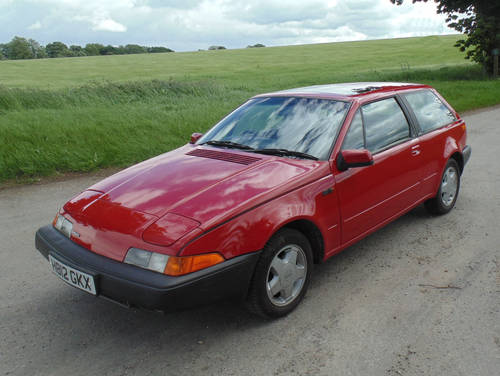 1991 Volvo 480ES Automatic SOLD (picture 1 of 6)