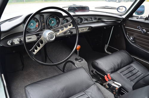 1967 Volvo P1800S SOLD (picture 6 of 6)