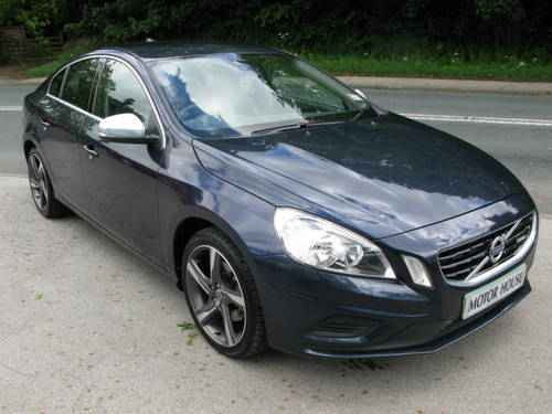 Volvo S60 1.6 D2 R-Design 2013 For Sale (picture 1 of 6)