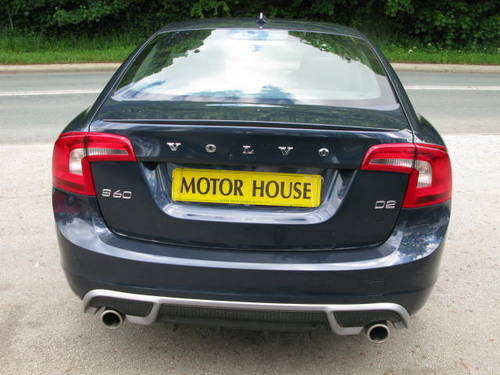 Volvo S60 1.6 D2 R-Design 2013 For Sale (picture 2 of 6)