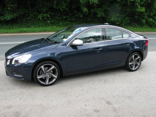 Volvo S60 1.6 D2 R-Design 2013 For Sale (picture 3 of 6)