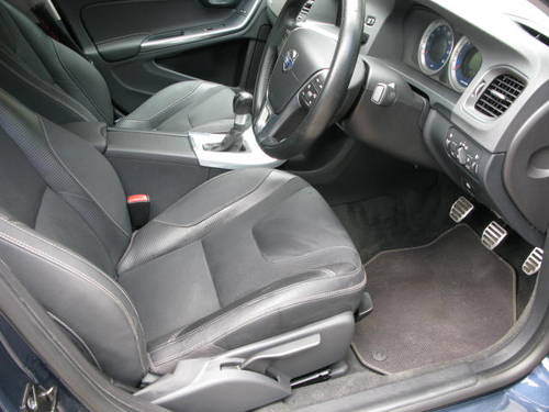 Volvo S60 1.6 D2 R-Design 2013 For Sale (picture 4 of 6)