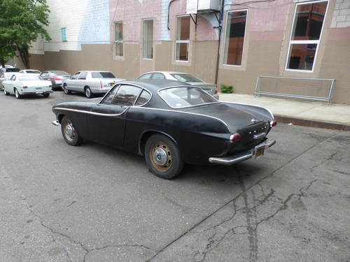 1965 Volvo P1800S California Car For Restoration - SOLD (picture 4 of 6)