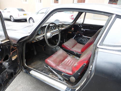 1965 Volvo P1800S California Car For Restoration - SOLD (picture 5 of 6)
