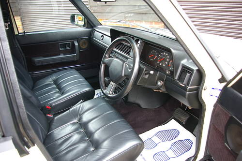1990 Volvo 240 GL LTD Saloon Auto (58,607 miles) SOLD (picture 4 of 6)
