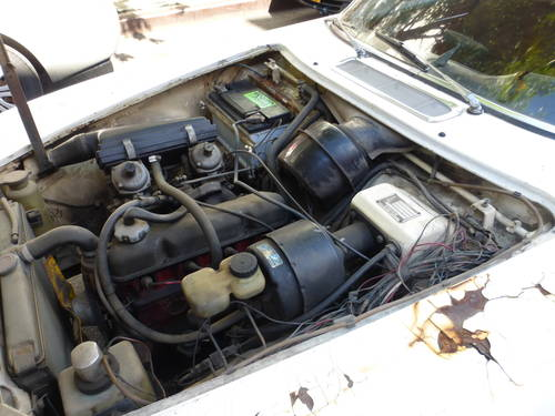1969 Volvo P1800S Runs Drives Needs Restoration - SOLD (picture 6 of 6)