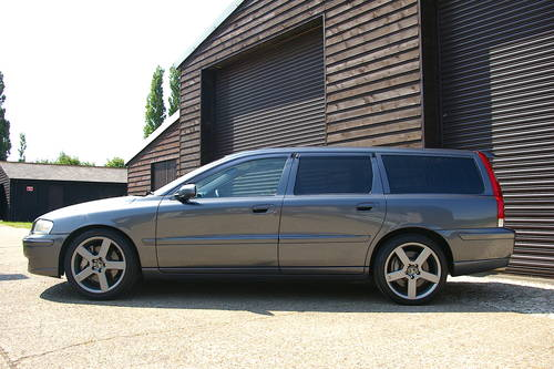 2005 Volvo V70 2.5 R AWD 5dr Automatic Estate (35,463 miles) SOLD (picture 1 of 6)