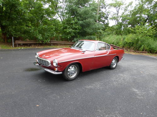 1967 Volvo P1800S Coupe Driver - SOLD (picture 3 of 6)