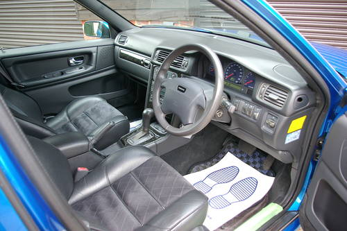 2000 Volvo V70 2.4 R AWD Automatic Estate (43,656 miles) SOLD (picture 4 of 6)