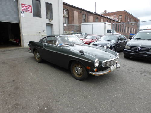 1969 Volvo 1800S Coupe One Owner Car  For  Restoration- SOLD (picture 1 of 6)