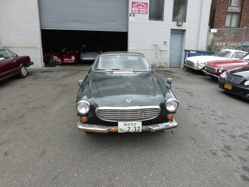 1969 Volvo 1800S Coupe One Owner Car  For  Restoration- SOLD (picture 2 of 6)