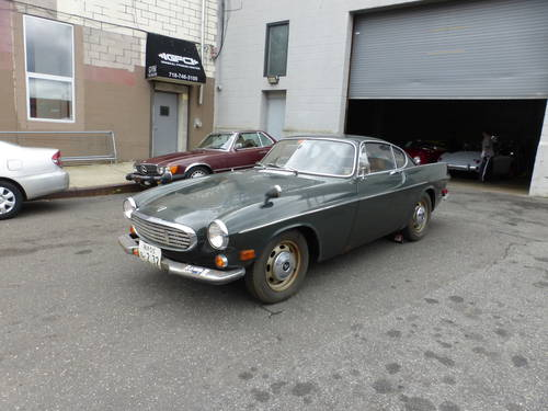 1969 Volvo 1800S Coupe One Owner Car  For  Restoration- SOLD (picture 3 of 6)