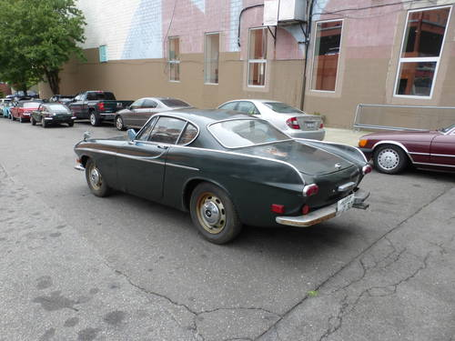 1969 Volvo 1800S Coupe One Owner Car  For  Restoration- SOLD (picture 4 of 6)