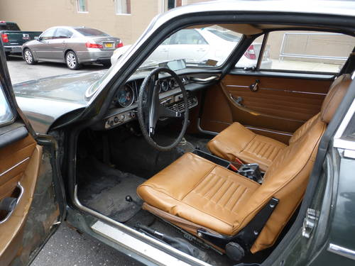 1969 Volvo 1800S Coupe One Owner Car  For  Restoration- SOLD (picture 5 of 6)