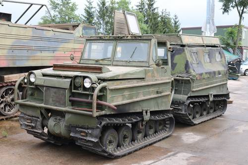 Volvo BV 202N For Sale (picture 1 of 5)