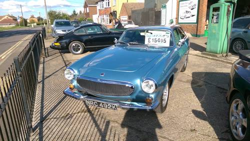 1972 Volvo 1800ES SOLD (picture 1 of 6)