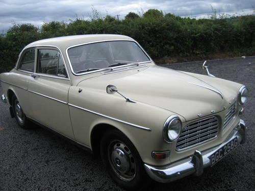 1968 Volvo 131 Amazon 3 door SOLD (picture 1 of 6)