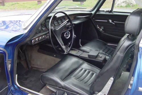 1970 Volvo P1800E Rebuilt Engine Presentable - SOLD (picture 5 of 6)