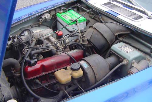 1970 Volvo P1800E Rebuilt Engine Presentable - SOLD (picture 6 of 6)