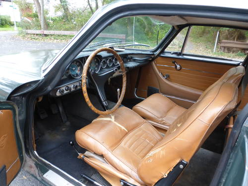 1968 Volvo 1800S Nice Driver- SOLD (picture 5 of 6)