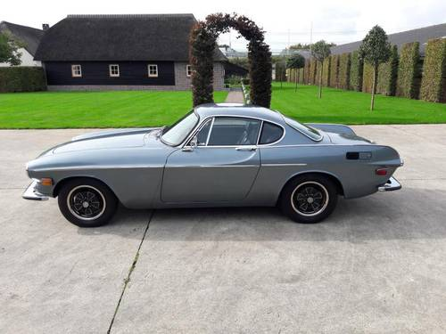 1971 VOLVO P1800 AUTOMATIC B20 US IMPORT SOLD (picture 1 of 6)