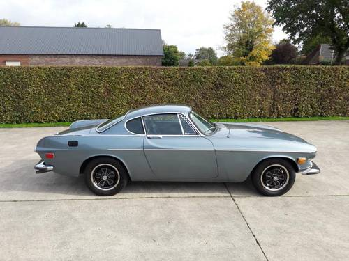 1971 VOLVO P1800 AUTOMATIC B20 US IMPORT SOLD (picture 2 of 6)