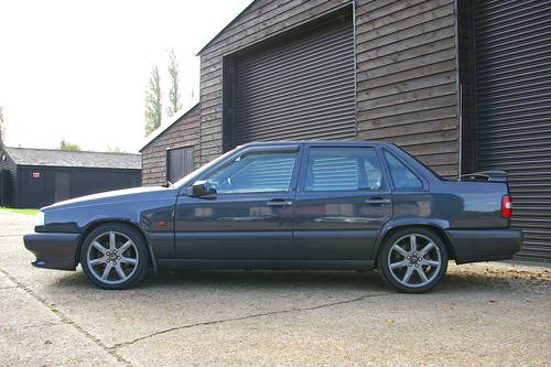1996 Volvo 850 2.3 R Saloon 5 speed Manual (59,453 miles) For Sale (picture 1 of 6)