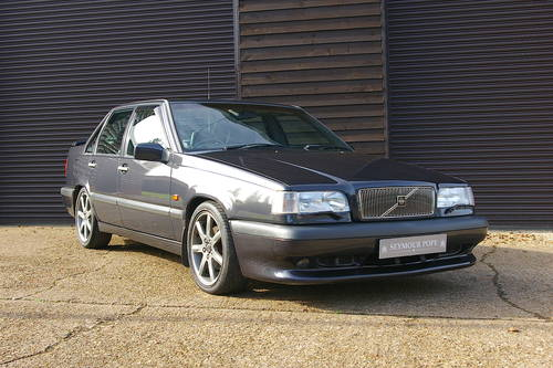 1996 Volvo 850 2.3 R Saloon 5 speed Manual (59,453 miles) For Sale (picture 2 of 6)
