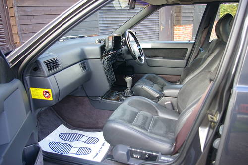 1996 Volvo 850 2.3 R Saloon 5 speed Manual (59,453 miles) For Sale (picture 4 of 6)