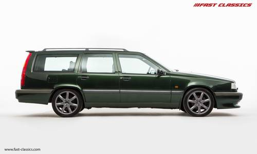 1996 Volvo 850 R // Rare Manual // 40k miles SOLD (picture 1 of 6)