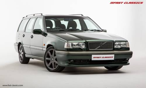 1996 Volvo 850 R // Rare Manual // 40k miles SOLD (picture 2 of 6)