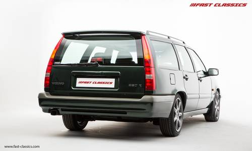 1996 Volvo 850 R // Rare Manual // 40k miles SOLD (picture 3 of 6)